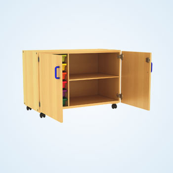 Cabinet Modeling for Commercial Office