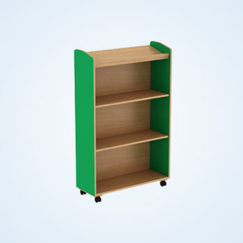 Display Bookcase for Retail Store