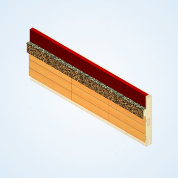 Commercial Knee Wall Design