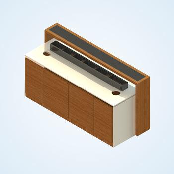 Custom Made Furniture Drafting