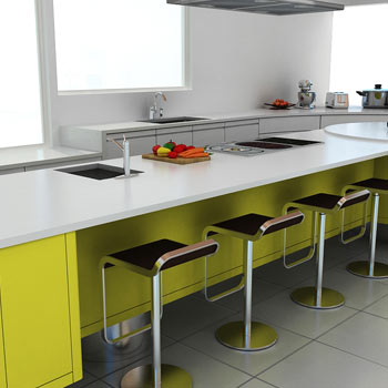 Cooking Counter Furniture