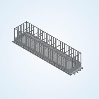 3D CAD for Platform