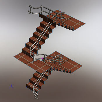 3D Model for Building Product