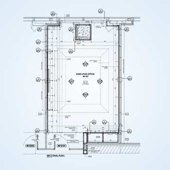 Commercial Millwork CAD Drawings