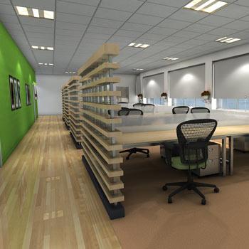 Office Interior Furniture Design