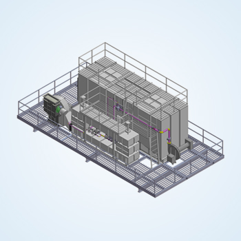 Plant 3D Modeling in Solidworks