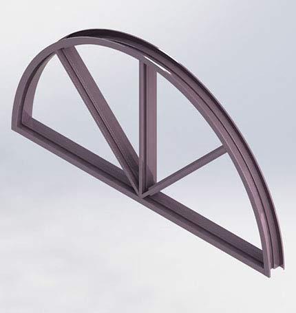 Radius Frame
