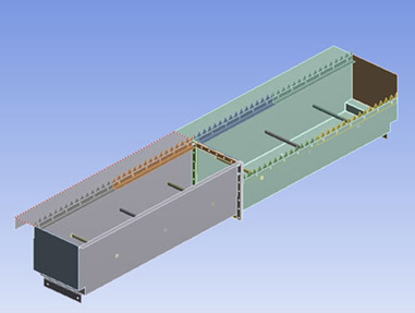 Development of an Optimized Oil Storage Tank Design