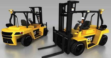 Heavy Machinery Design
