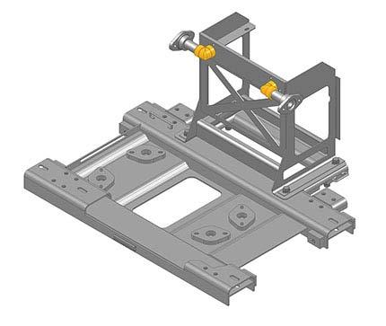 3D Model of Machine Part