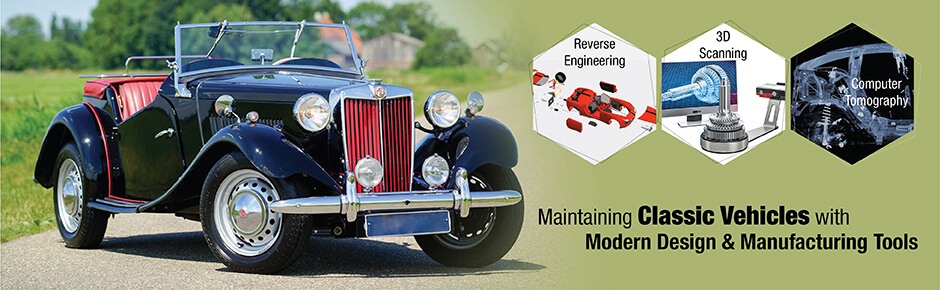 Maintaining Classic Vehicles with Modern Design