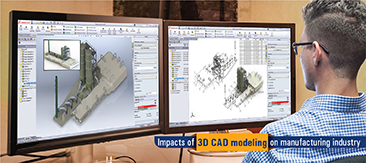 All That You Need To Know About 3D CAD Modeling