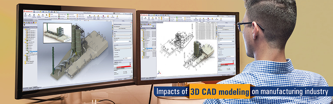 About 3d CAD Modeling