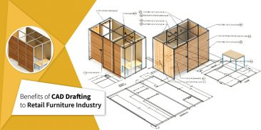 CAD Drafting Services: Dependence of Retail Furniture Manufacturing Industry