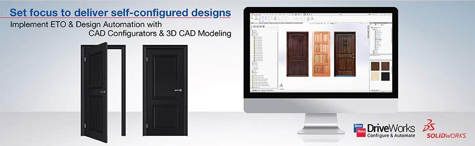 CAD Configurator for Custom Doors