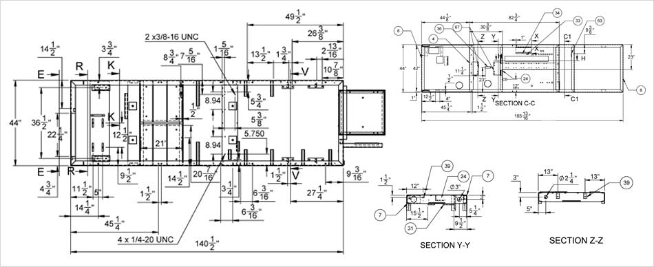 2D Fabrication Drafting