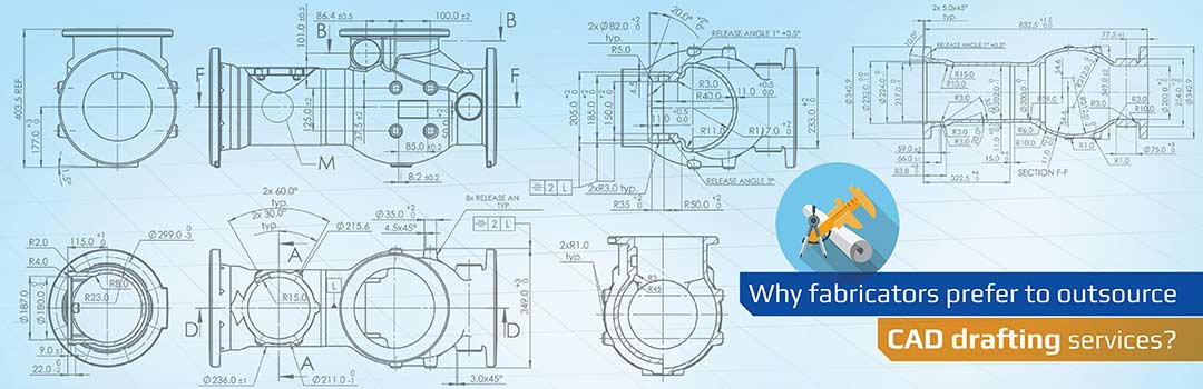 Outsourced CAD Drafting Services