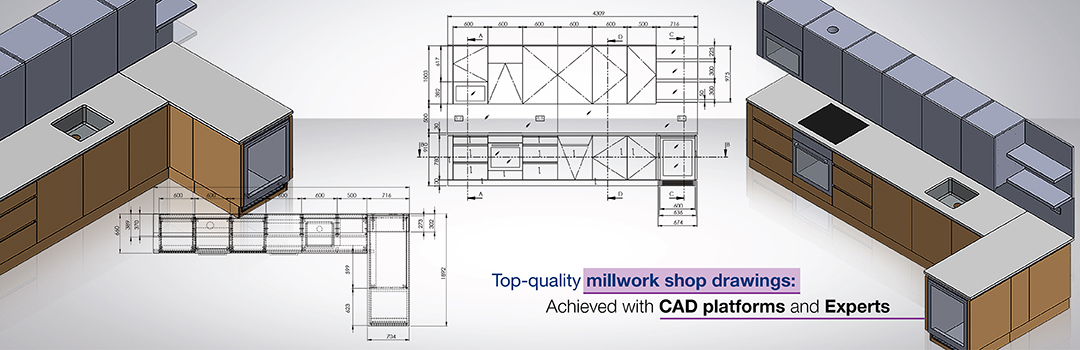 Leverage Smart CAD Platforms to Perfect Millwork Shop Drawings