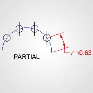 Measuring Arc Length Partial